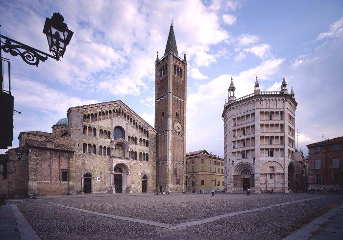 01 Parma Duomo e Battistero