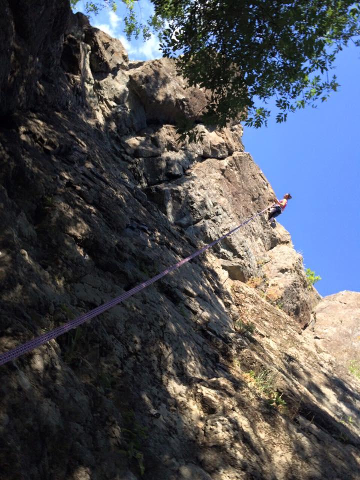 arrampicata climber