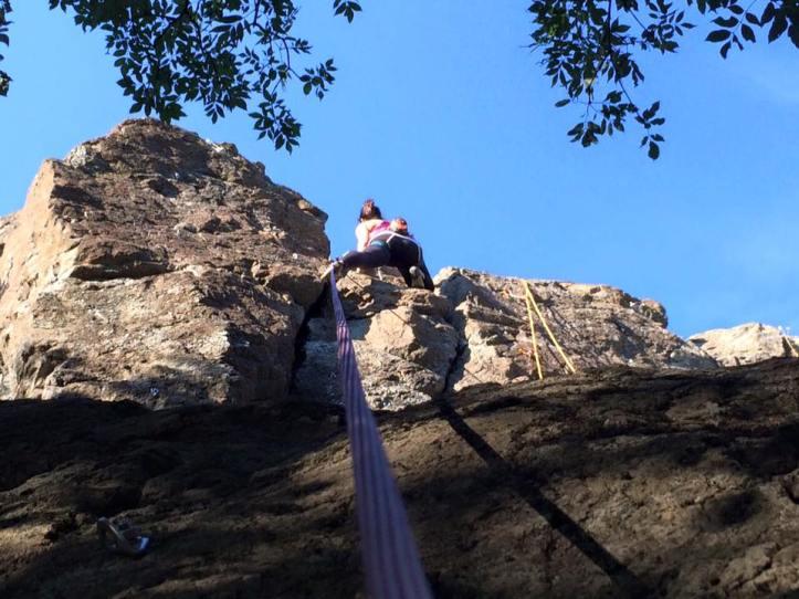 climber arrampicata serramazzoni varana