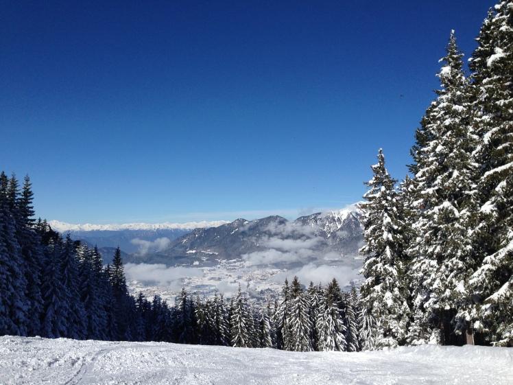 cermis cavalese montagna snowboard