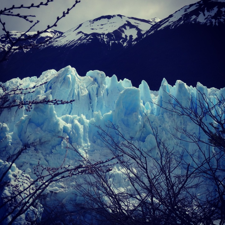 perito moreno argentina ghiacciaio montagna