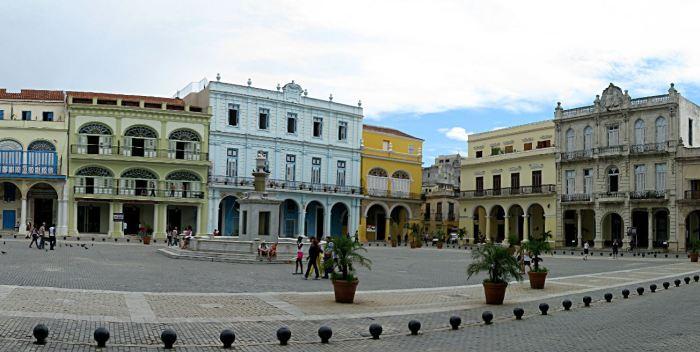 Plaza de Vieja
